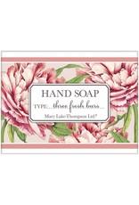 Mary Lake-Thompson Botanical Peony Soap