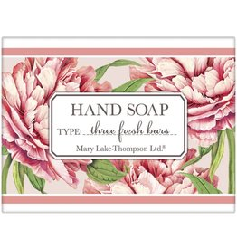 Mary Lake-Thompson Botanical Peony Soap