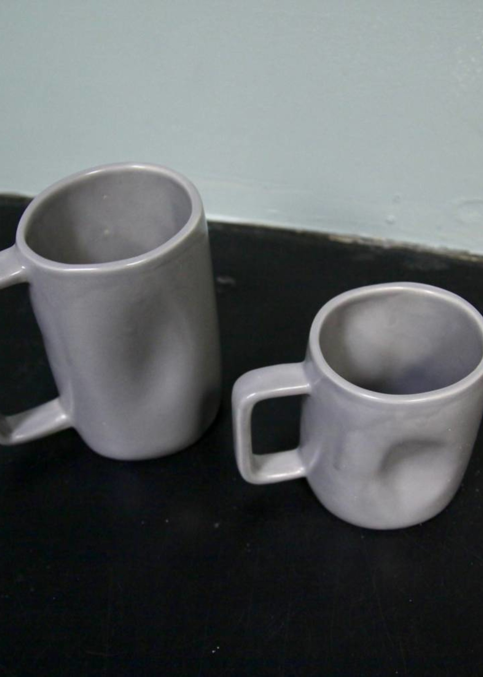 Alex Marshall Pottery Small Mug Grey
