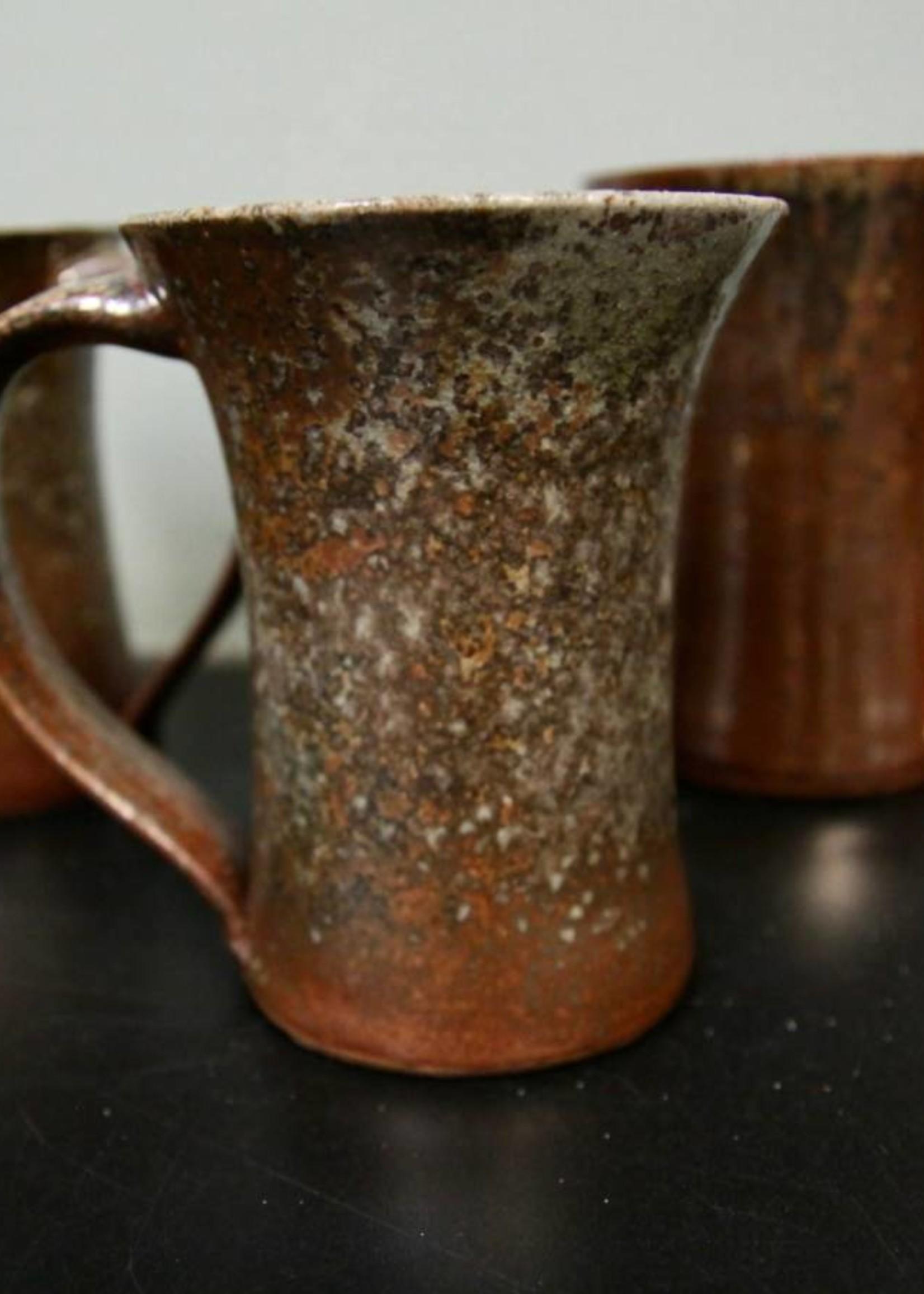 Dock 6 Pottery Copper Mug