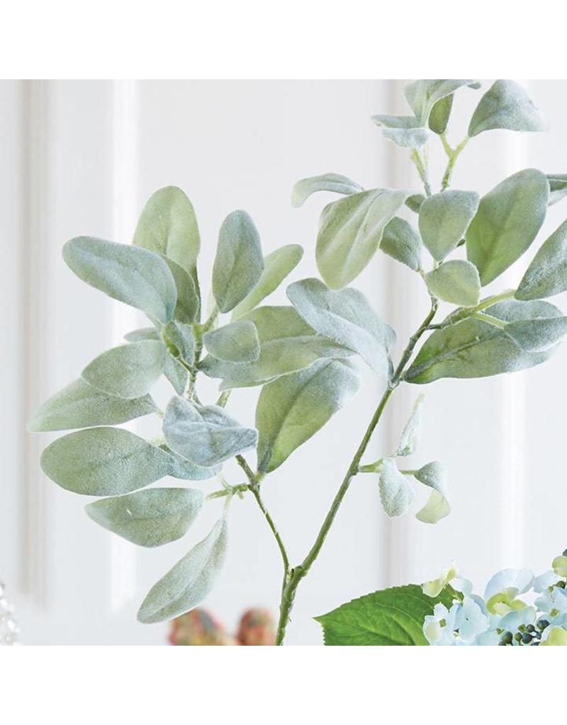 """Oak & Willow 27"""" Leaf Spray Dusty Miller"""