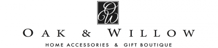 Oak & Willow Home Accessories & Gift Boutique