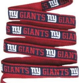 PET FIRST NEW YORK GIANTS NFL DOG LEASH MED 59e2d6454