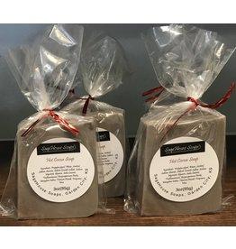 Hot cocoa soap