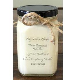 Black Raspberry Vanilla Candle