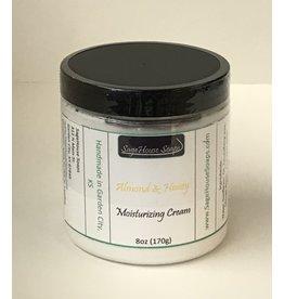 Almond & Honey Moisturizing Cream