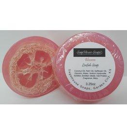 Blossom Loofah Soap