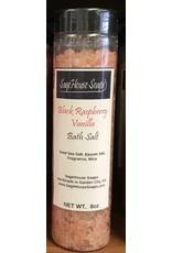 Black Raspberry Vanilla Bath Salt