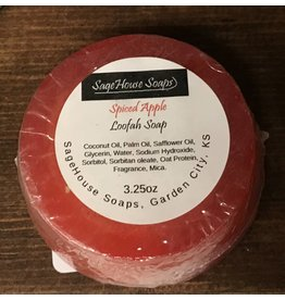 Spiced Apple Loofah