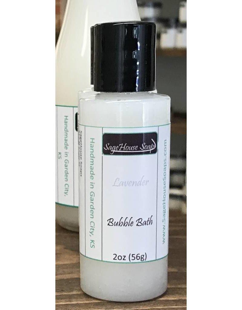 Lavender Bubble Bath 2oz