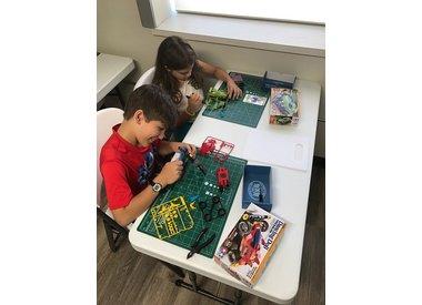 Tamiya Box-Stock Build Class