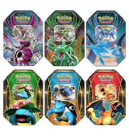 Pokemon Pokemon: Best of EX Tins 2016