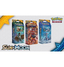 Pokemon Pokemon: Sun & Moon Theme Deck