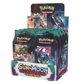 Pokemon Pokemon: Sun & Moon Guardians Rising Theme Deck
