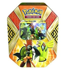 Pokemon Pokemon: Island Guardians Tin
