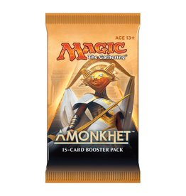 Wizards of the Coast Magic the Gathering: Amonkhet Booster Pack
