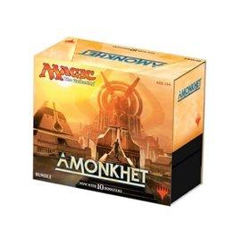 Wizards of the Coast Magic the Gathering: Amonkhet Bundle