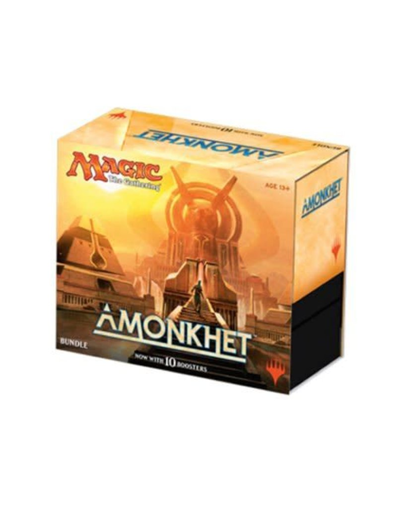 Wizards of the Coast Magic the Gathering: Amonkhet Bundle