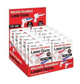 Westminster World's Smallest Laser Guns