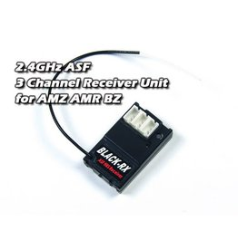 Atomic 2.4GHz ASF 3 Channel Receiver Unit for Mini-Z AMZ AMR BZ