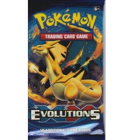 Pokemon Pokemon: XY Evolutions Booster Pack