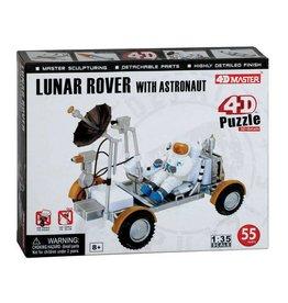 Daron Lunar Rover w/ Astronaut