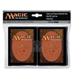 Ultra Pro Magic the Gathering: Card Back (80)
