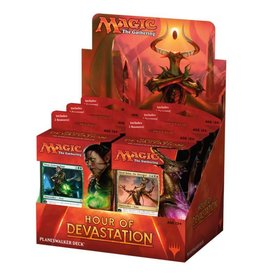 Wizards of the Coast Magic the Gathering: Hour of Devastation Planeswalker Deck