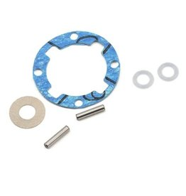Losi Diff Gasket& Misc: 10-T