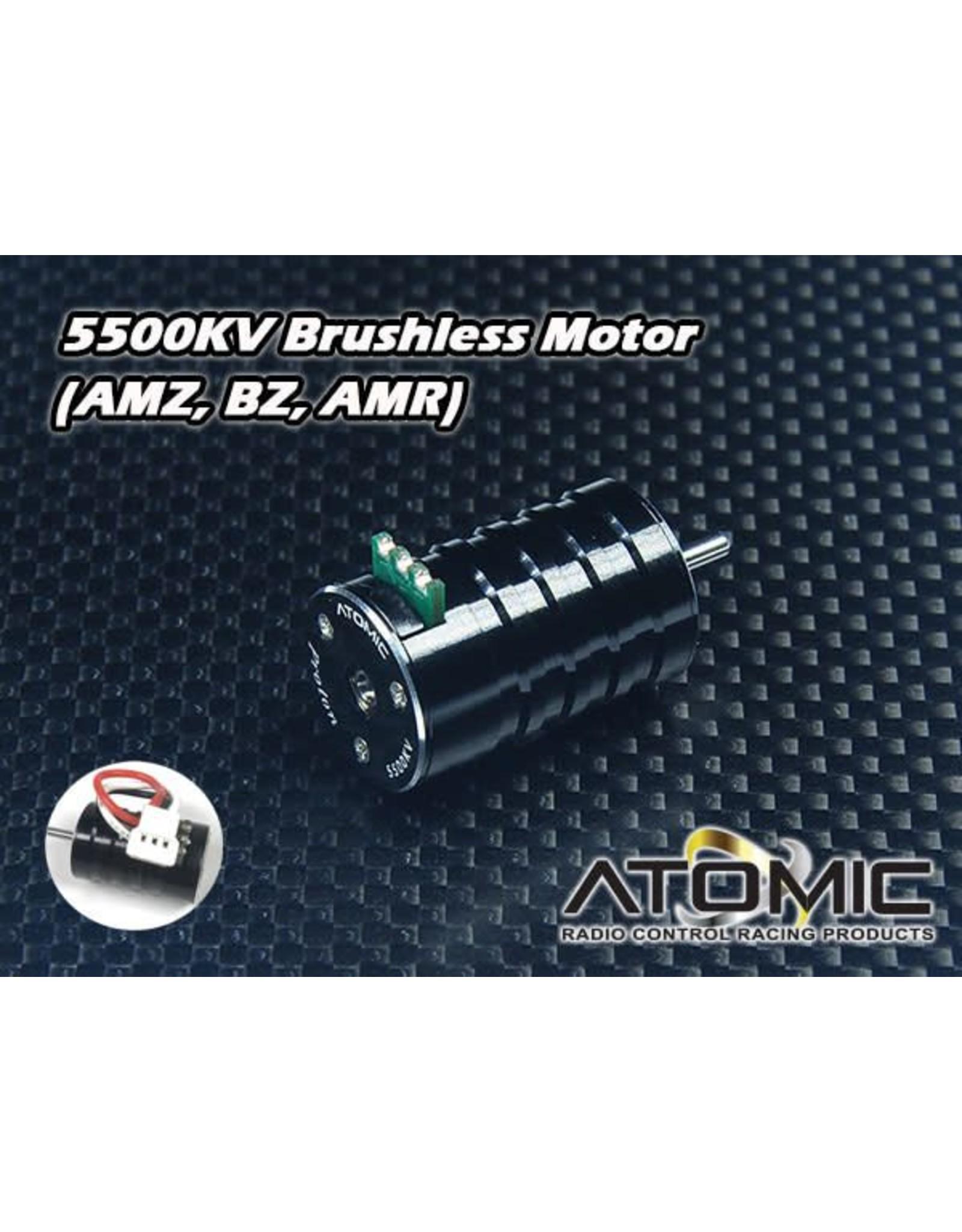 Atomic Brushless Motor (5500KV) (MO-043)