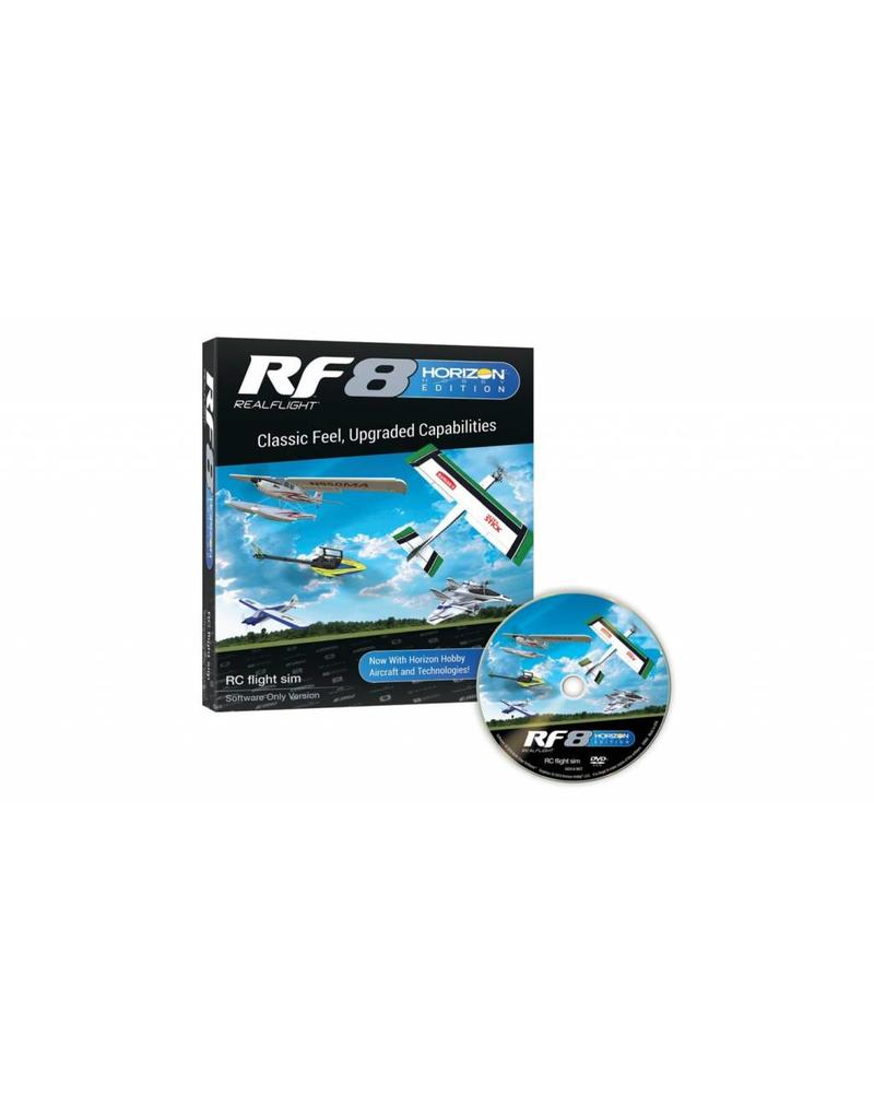 Spektrum RealFlight 8 HHE Software Only