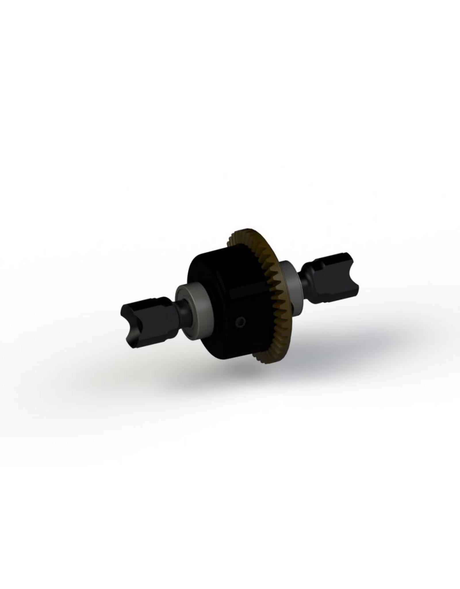 Arrma ARRMA Diff Set Front/Rear 43T Spiral KRATON (AR220041)