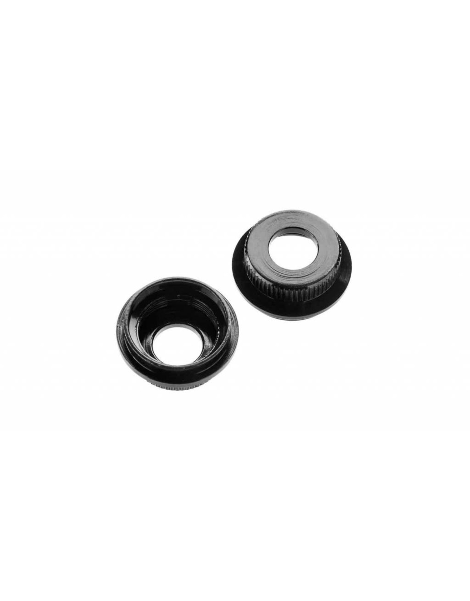 Arrma ARRMA Shock Cap Lower Aluminum Black (2)