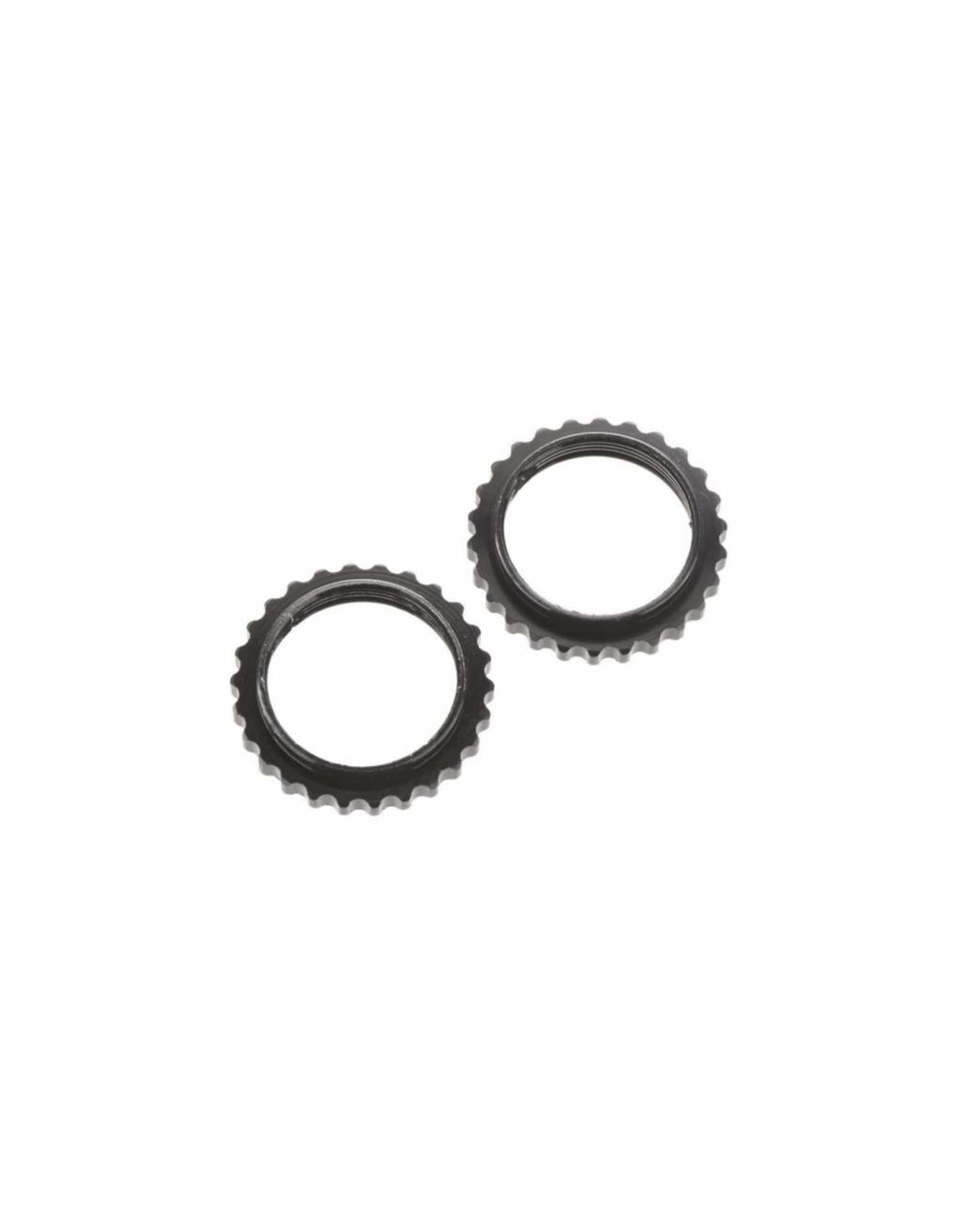 Arrma ARRMA Shock Collar Aluminum Black (2)