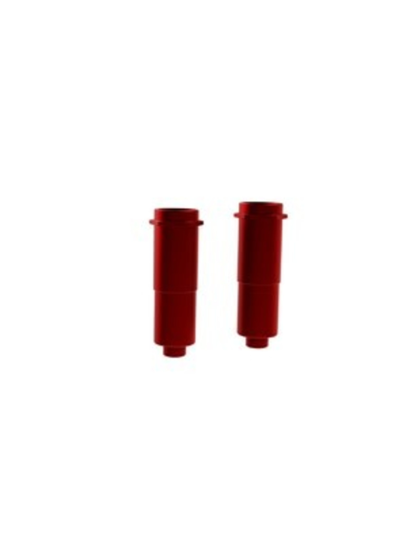 Arrma ARRMA Shock Body 16x63mm Aluminum Red KRATON (2)