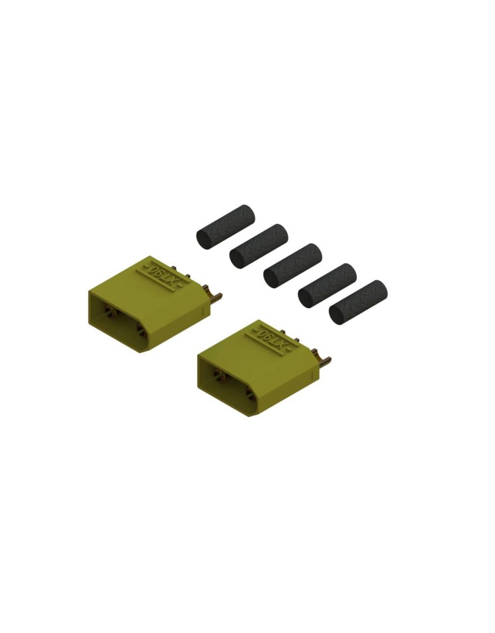 Arrma ARRMA Male AMASS XT90 NERO (2)  (AR390200)