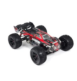 Arrma Body: Kraton 6S Red/Black II