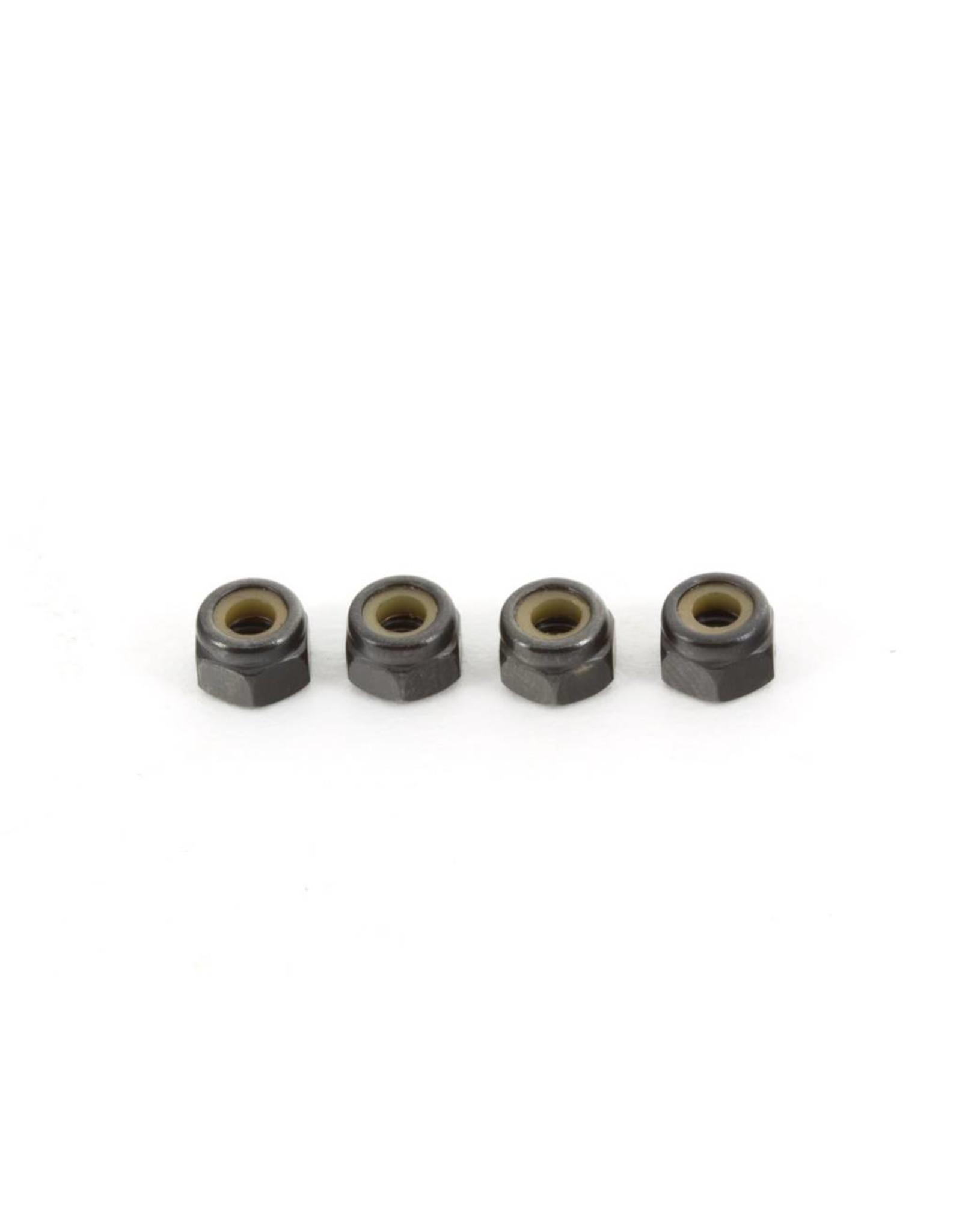 Arrma ARRMA Nut M4 Nylon (4)  (AR715005)