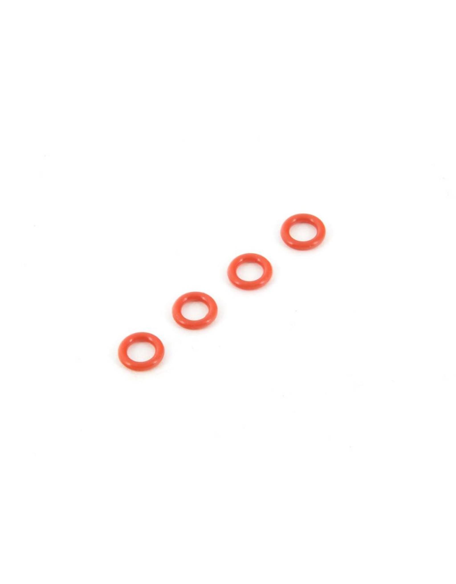 Arrma ARRMA O-Ring P-5 4.5x1.5mm Red (4)  (AR716011)