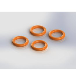 Arrma O-Ring 6.8x1.9mm (4): 4x4