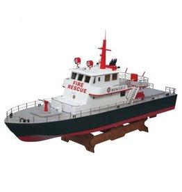 AquaCraft Rescue 17 Fireboat 2.4GHz TTX491 RTR