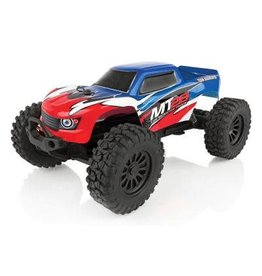 Team Associated 1/28 MT28 2WD Monster Truck Brushed RTR