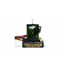Castle Creations SV3 Sidewinder 12V Waterproof ESC