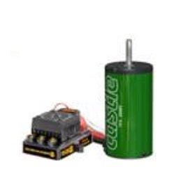 Castle Creations 1/8 Sidewinder ESC 1515B-2200kv Motor 010-0139-00