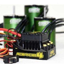 Castle Creations SW4 12.6V 2A BEC WP SL ESC 1406-5700 Sens Motor (CSE010016402)