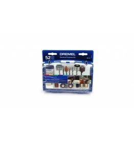 Dremel General Purpose Set (52 pcs)  (DRE68701)