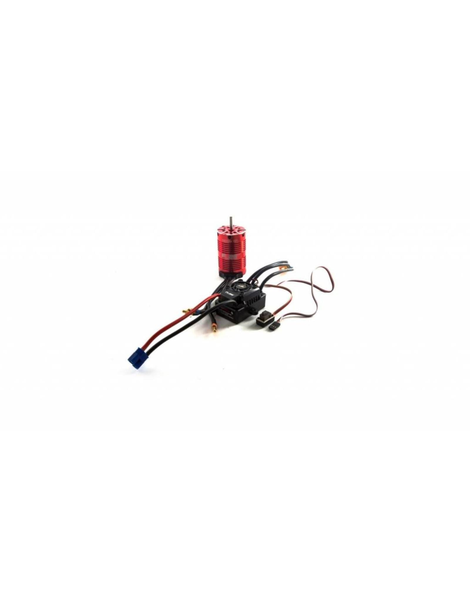 Dynamite Fuze 1/8 6-pole 1800Kv WP ESC/Motor Combo V2