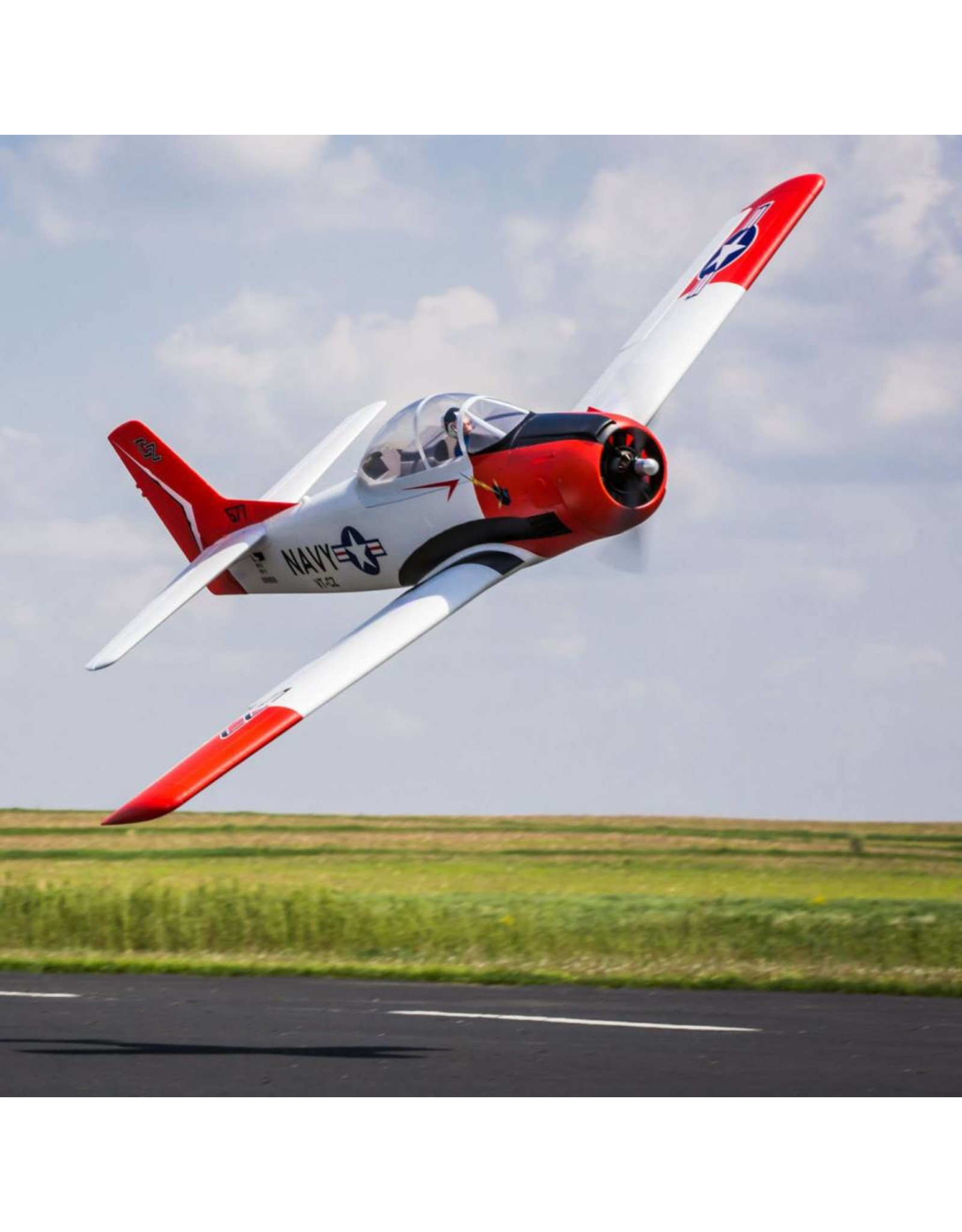 Eflite Carbon-Z T-28 BNF Basic with AS3X Technology