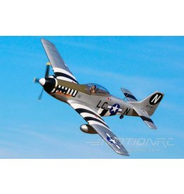 Eflite P-51D Mustang 1.2m BNF Basic with AS3X and SAFE Select