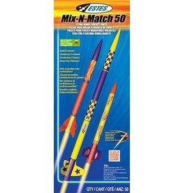 Estes 2005 Mix-N-Match 50
